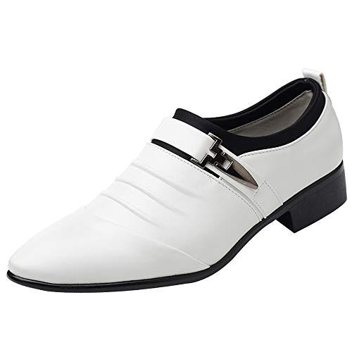 Cardith Neu Britische Herren Lederschuhe Männer Spitze Lederschuhe Formale Hochzeitsschuhe Business-Schuhe
