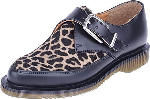 Dr. Martens - Hawley Smooth Black 20861002 Monk Strap Rockabilly Creeper Giraffe Schuhe