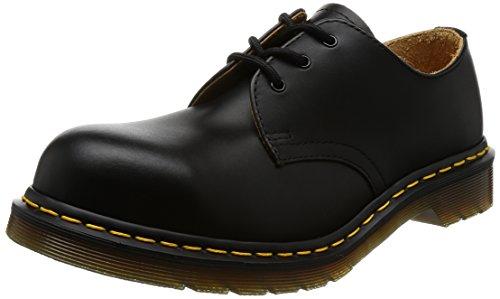 Dr. Martens Herren 1925 5400 10111001 Bootsschuhe, Schwarz (Black), 40 EU