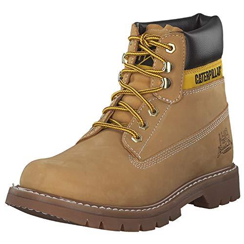 Cat Footwear Herren Colorado Stiefel, gelb (Honey), 47 EU